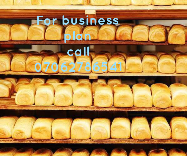 Bakery Business Plan In Nigeria Latest Edition feasibility studies proposal