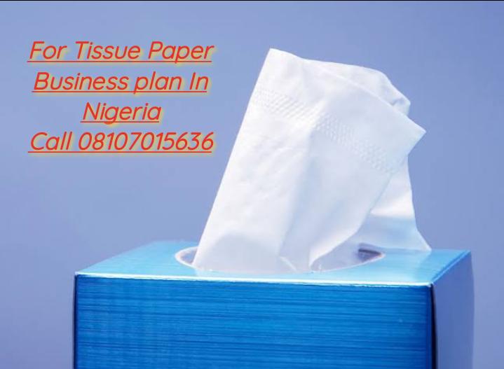 Tissue Paper business plan in Nigeria